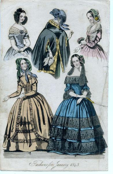 Victorian Era Fashion Essay examples